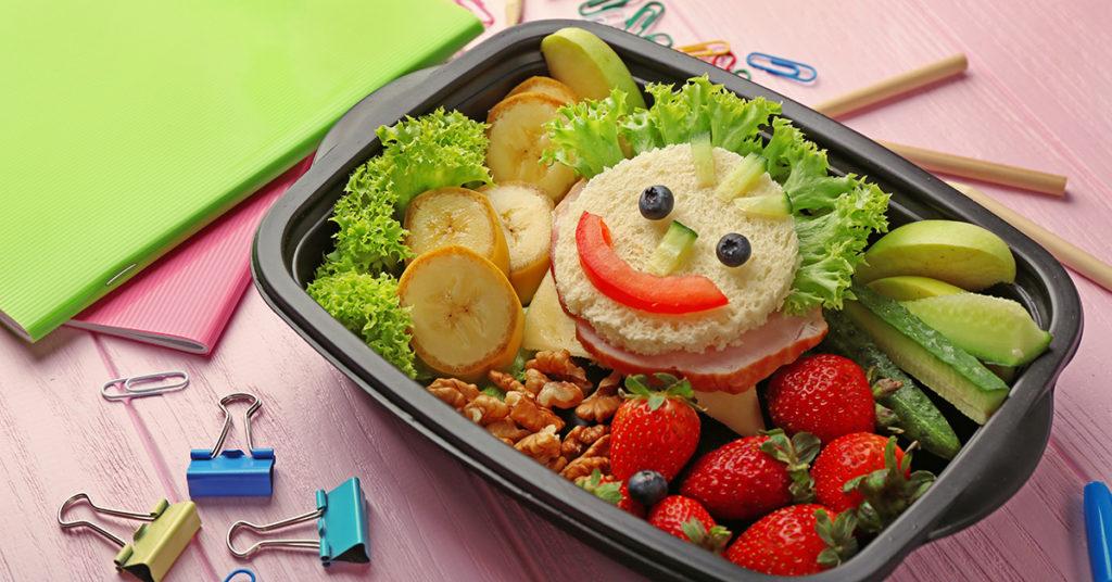 nutrición para los niños