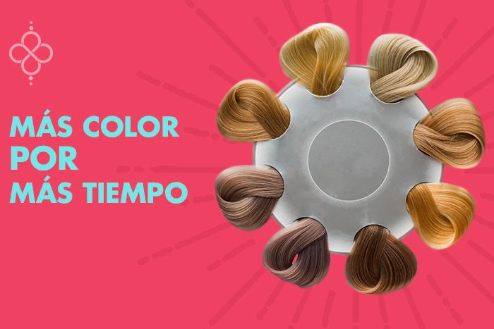 Tips para mantener el cabello teñido