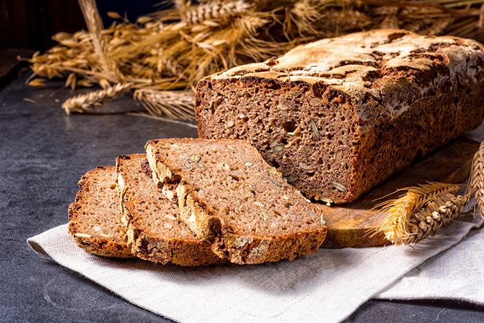 beneficios del pan integral