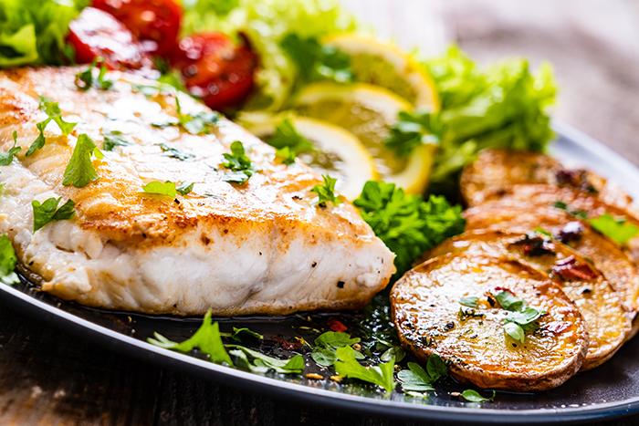 pescado empapelado ingredientes